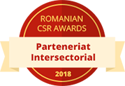 Romanian CSR Awards, 2018 - Parteneriat Intersectorial